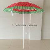 Подгонянный логосом зонтик сада наклона большой