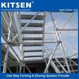 Система Ringlock Kitsen стали лесов для продажи