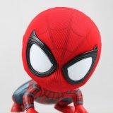 卸売はアクション・フィギュアおもちゃのスパイダーマンのFunkoの破裂音を囲んだ