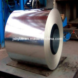 Lamiera di acciaio duro laminata a freddo d'acciaio galvanizzata tuffata calda del materiale Z40 Z180 Z275 della bobina SGCC in pieno