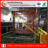 강철 & 알루미늄 전기 이동 색칠 코팅 기계 선