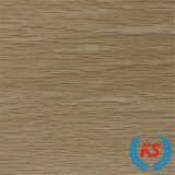 Papier imbibé par mélamine des graines en bois de chêne pour le placage (3302)