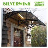 De duurzame het Afbaarden van de Zon van het Balkon van de Luifel van de Deur Bescherming van de Regen (yy-c)
