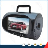 Reproductor de DVD portable colorido al por mayor del USB TV Boombox de la calidad del jugador de 7.5inch LCD