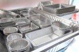 Haushalts-Aluminiumfolie-Behälter für Nahrungsmittelservice