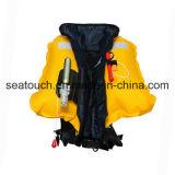 救命胴衣のための自動膨脹可能なファブリックガスポンプ