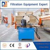 Filtro Prensa hidráulica/ Filtro de membrana de prensa El mejor precio