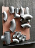 45 grado Longt Redious codos, JIS B2311 los codos de acero inoxidable