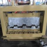 Roulis froid de feuille de paquet en métal chaud de vente formant la machine avec le dispositif appuyant