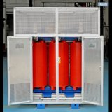 O transformador abaixador 100kVA Resina-Isolado seca o tipo transformador de potência