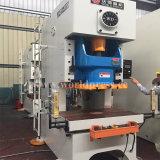 Jh21 160 prensa de potencia del marco de la tonelada C con la bomba protegida sobrecarga hidráulica