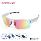 Revestimento UV Lentes espelhadas400 de vento comprar óculos óculos de sol Estilo desportivo