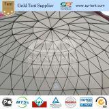 10m半分球の高級ホテルの測地線ドームのテント
