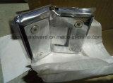 Alliage de zinc/SUS Mirror/Satin 135degrés carrés de la charnière de verre