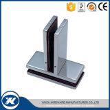 容易なYakoのハードウェアはステンレス鋼のガラスドアクランプをインストールする