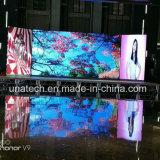 Support intérieur et extérieur Affichage LED de location pour les événements et concerts