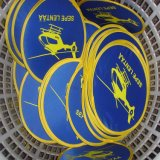 Custom нейлоновые Рекламные всплывающие складные полет Frisbee