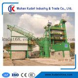120 tph inmóvil planta de procesamiento por lotes de mezcla de asfalto