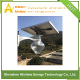 luz al aire libre IP65 de la lámpara solar del jardín de la pared del alto brillo 12W