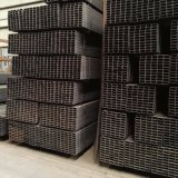 vari formati e calibri del tubo quadrato per costruzione