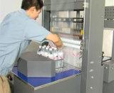 Máquina semiautomática del envoltorio retractor de la película del PE