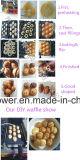 Коммерческие орех вафель/орех вафельная машина/орех вафель утюг