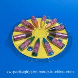 Подгонянный ясный поднос волдыря для упаковывать Crayon пластичный