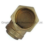 CNC точности подвергая, котор подвергли механической обработке части механической обработке для клапанов конструкции