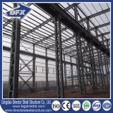 Taller industrial rápido de la estructura de acero de la viga de sección de la construcción H