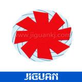 De duurzame Waterdichte Sticker van het Etiket van de Druk pp van de Douane Ronde