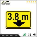 공장 직매 알루미늄 교통 표지 도로 안전 표시