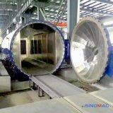 autoclaaf van het Glas van de Automatisering van 3000X9000mm de Industriële Volledige Veiligheid Gelamineerde (Sn-BGF3090)