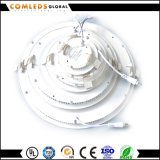 Comitato quadrato non isolato Downlight del LED incastonato 3With6With9W