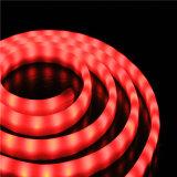 Ce RoHS Décoration de Noël pour la construction de 14mm rond 360degré au néon de lumière