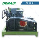 40bar Compressor van de Lucht van de Zuiger van de olie de Vrije zonder Olie