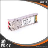 La SFP+ 10GBASE-ER transceptor 40km, Cisco compatible con sistemas de calidad garantizada.