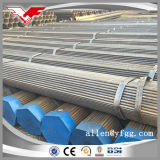 tubos de acero negros de ms Conduit de 25m m ERW