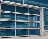 2017 горячие продажи американских из алюминия и стекла от замерзания панели двери гаража цены для продажи
