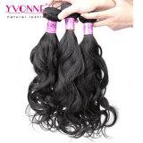 Yvonne Grosso Virgem Peruano Remy Onda Natural de cabelo humano