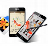 """5.3 """" HD 3G Lte Doppel-Kern androide intelligente Handy-Anmerkung 1 N7000 I9220"""