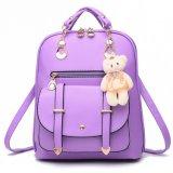 Travel Backpack Bag 선전용 소녀 학교 끈달린 가방 여가 숙녀