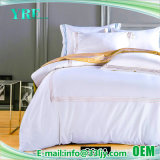 Kundenspezifische deluxe Baumwollvegas-Hotel-Bettwäsche 100%
