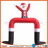 Populaires de haute qualité à bon marché de Noël arche gonflable