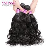 Onda naturale dei capelli brasiliani di prezzi all'ingrosso di Yvonne per le donne di colore