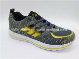 Las mujeres más reciente Leisure Sport Unisex zapatos zapatos atléticos corriendo (WL1218-3)