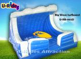 planche de surfing gonflable avec le matelas pour des gosses et des adultes