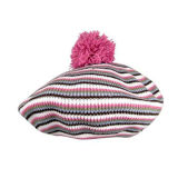 Chapeau tricoté avec paillettes (JRK009)