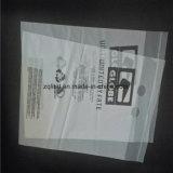 Sac de plastique transparent BOPP autoadhésif