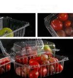 Cadre de empaquetage en plastique clair de la boîte en plastique de la distribution Pet/PVC/PP/PS