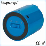 Cylindre en alliage aluminium Mini haut-parleur Bluetooth (XH-PS-601)